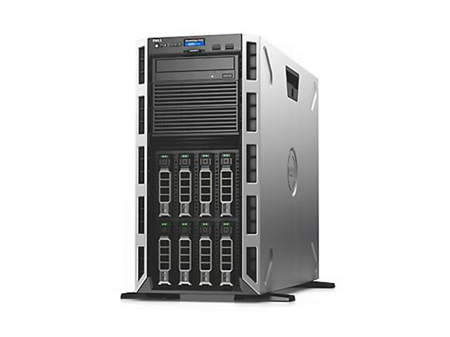 Dell PowerEdge T430 - сервер для установки в стойку.  дополнительное изображение 18610