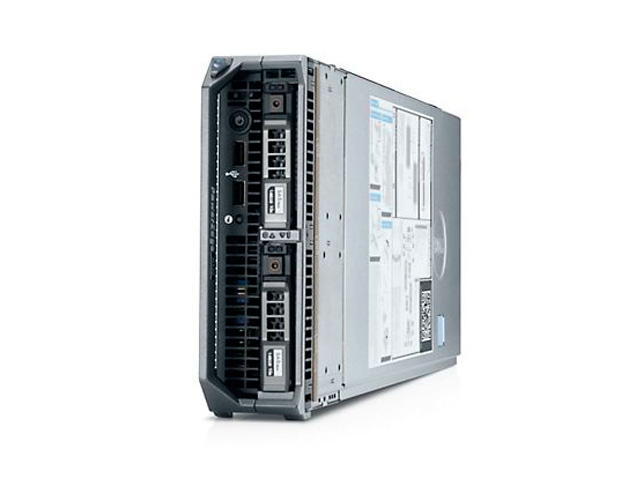 Dell PowerEdge M520 — блейд-сервер.