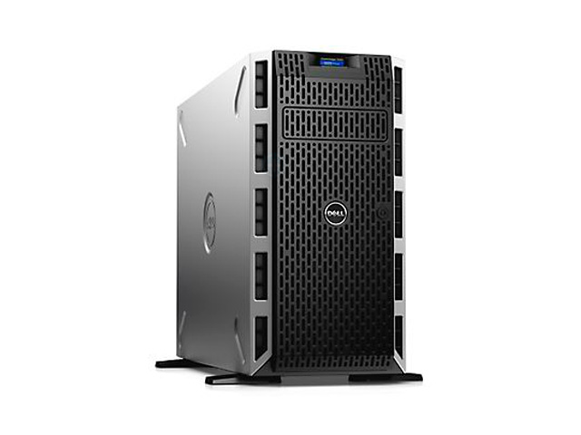 Dell PowerEdge T430 - сервер для установки в стойку.