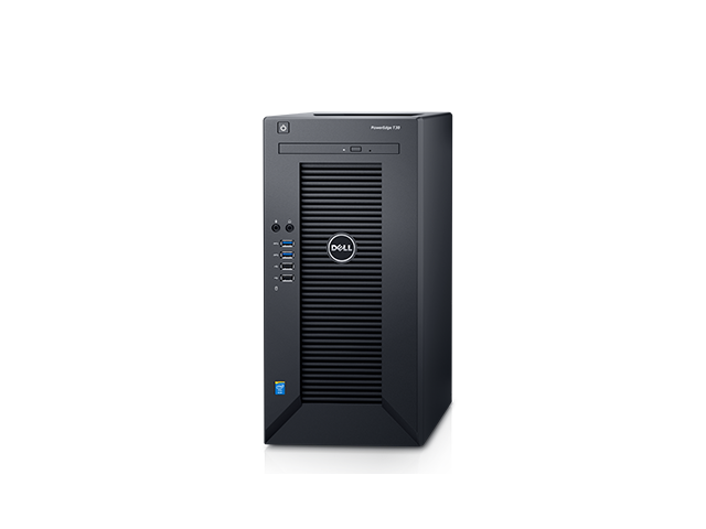 Dell PowerEdge T30 в корпусе Mini-Tower.