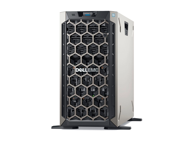 Dell EMC PowerEdge T340 — сервер для небольших организаций