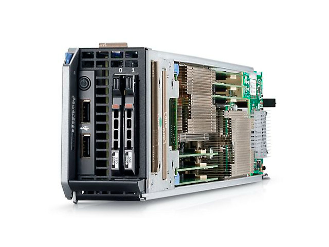 Dell PowerEdge M420 — блейд-сервер.
