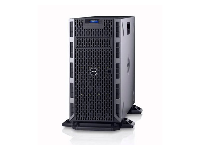 Dell PowerEdge T330 - сервер на базе Intel Xeon E3-1200 v5.