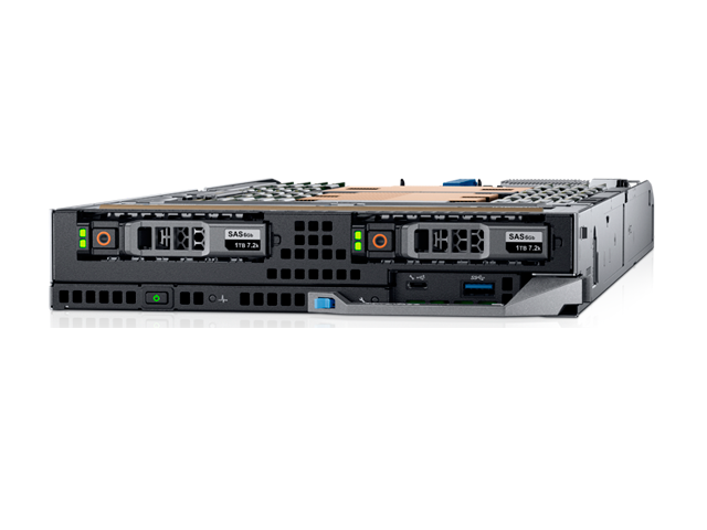 Cервер Dell EMC PowerEdge FC640