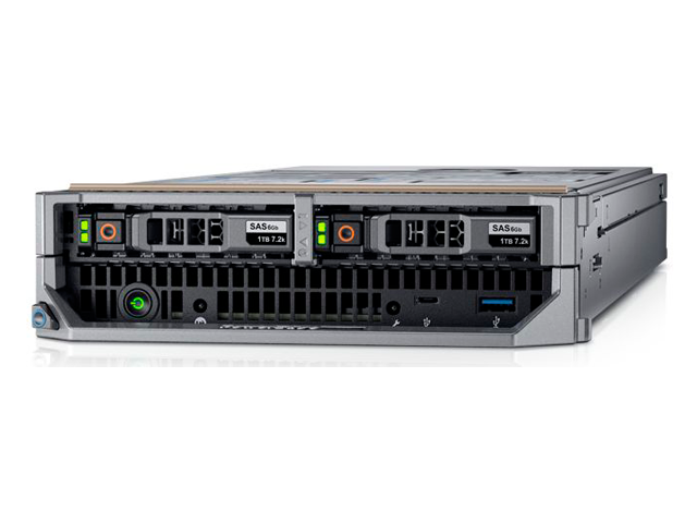 Блейд-сервер Dell EMC PowerEdge M640